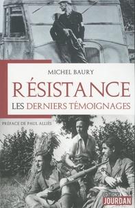 Deedr.fr Résistance - Les derniers témoignages Image