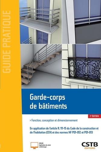 Michel Bazin - Garde-corps de bâtiments - Fonction, conception et dimensionnement. 1 Cédérom