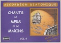Michel Beauget - Chants de mers et de marins Volume 4 - Pour l'accordéon diatonique. 1 CD audio