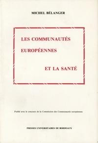 Les communautés européennes et la santé.pdf