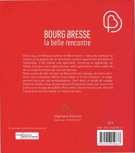 Bourg-en-Bresse, la belle rencontre
