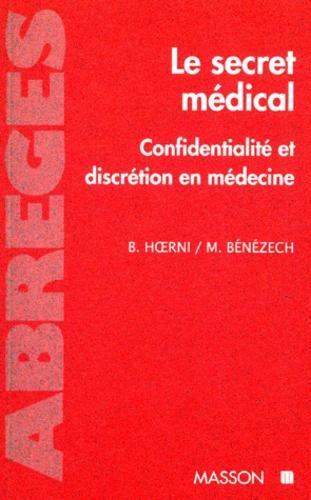 Michel Bénézech et Bernard Hoerni - .