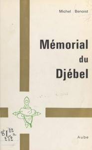 Michel Benoist et André Beury - Mémorial du Djébel, Aube.