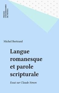 Michel Bertrand - .