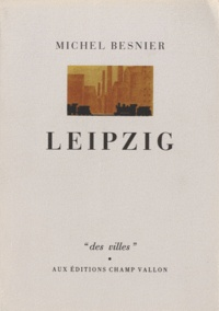 Michel Besnier - Leipzig.