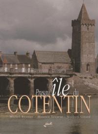 Michel Besnier et Maurice Lecoeur - Presqu'île du Cotentin.