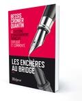 Michel Bessis et Philippe Cronier - Les enchères au bridge - Tome 1, le Système d'Enseignement Français expliqué et commenté.