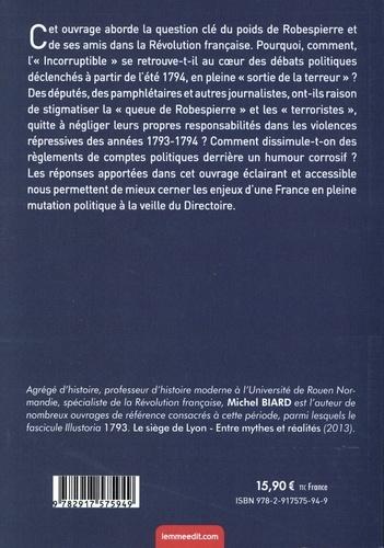 En finir avec Robespierre et ses amis. Juillet 1794 - octobre 1795