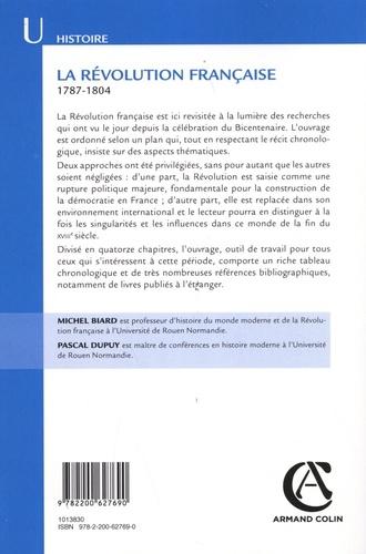 La Révolution française. Dynamique et ruptures (1787-1804) 4e édition
