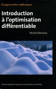 Introduction à l'optimisation différentiable - Michel Bierlaire |