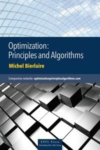 Michel Bierlaire - Optimization - Principles and algorithms.