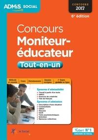 Michel Billet et Eric Furstos - Concours Moniteur-éducateur - Tout-en-un - Concours 2017.