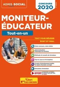 Michel Billet et Eric Furstos - Concours Moniteur-éducateur - Tout-en-un - Concours 2020.