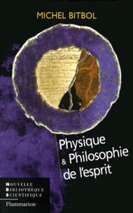 Deedr.fr Physique et philosophie de l'esprit Image