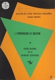 Michel Blanc-Pattin et Jacques Chevallier - L'expropriation en question.