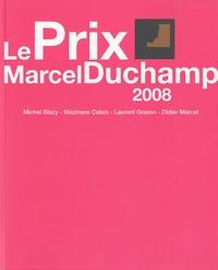 Michel Blazy et Stéphane Calais - Le prix Marcel Duchamp 2008.