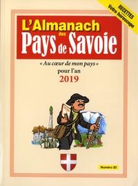 Michel Bludzien - L'almanach des Pays de Savoie.