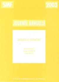 Michel Boileau et Gregor Masbaum - Groupes et géométrie.