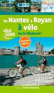 Michel Bonduelle - De Nantes à Royan à vélo - Sur la Vélodyssée.