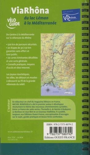 ViaRhôna du lac Léman à la Méditerranée