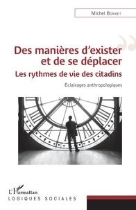 Deedr.fr Des manières d'exister et de se déplacer - Les rythmes de vie des citadins Image