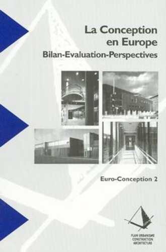 Michel Bonnet - La Conception en Europe - Bilan-Evaluation-Perspectives : Euro-conception 2.