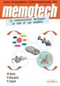 La Communication Technique, le réel et ses modèles - Michel Bonte  
