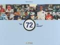 Michel Bonté et Jacky Ickx - Les 72 au départ.