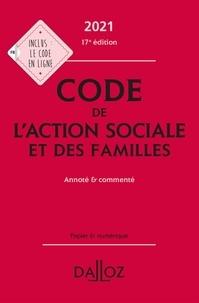 Michel Borgetto et Robert Lafore - Code de l'action sociale et des familles - Annoté & commenté.