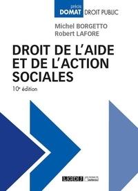 Michel Borgetto et Robert Lafore - Droit de l'aide et de l'action sociales.