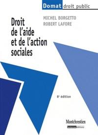 Droit de l'aide et de l'action sociales - Michel Borgetto | Showmesound.org