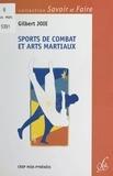 Michel Boucher et Gilbert Joie - Sports de combat et arts martiaux.