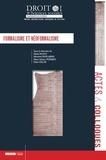 Michel Boudot et Marianne Faure-Abbad - Formalisme et néoformalisme - Journées d'études Jean Beauchard - Paolo Vecchi.