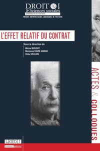 Deedr.fr L'effet relatif du contrat Image