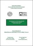 Michel Boudot et Paolo Maria Vecchi - Promesses et actes unilatéraux - 7e journées d'études Poitiers-Roma TRE.