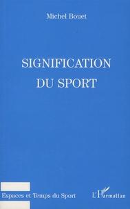 Accentsonline.fr Signification du sport Image