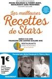 Michel Boujenah et Thierry Marx - Les meilleures recettes de stars.