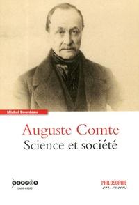Auguste Comte - Science et société.pdf