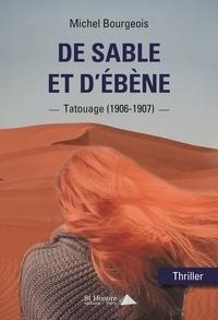 Michel Bourgeois - De sable et d'ébène - Tatouage (1906-1907).