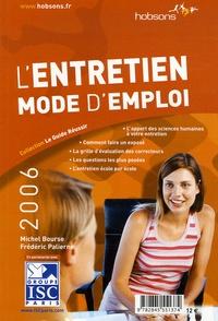 L'entretien mode d'emploi - Michel Bourse |