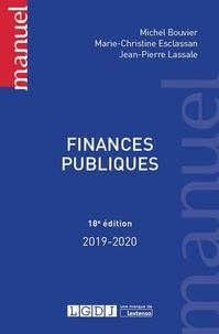 Michel Bouvier et Marie-Christine Esclassan - Finances publiques.