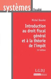 Galabria.be Introduction au droit fiscal général et à la théorie de l'impôt Image