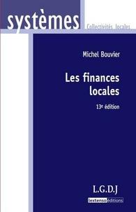 Michel Bouvier - Les finances locales.
