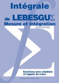 Era-circus.be Mesure et intégration. Intégrale de Lebesgue Image