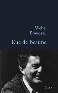 Michel Braudeau - Rue de Beaune.