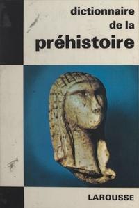 Michel Brézillon et  Collectif - Dictionnaire de la Préhistoire.