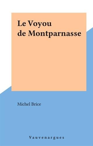 Le Voyou de Montparnasse