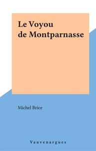 Michel Brice - Le Voyou de Montparnasse.