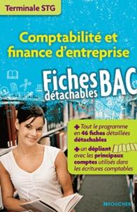 Michel Bringer - Comptabilité et finance d'entreprise Tle STG.