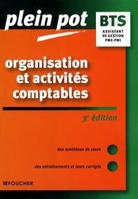 Michel Bringer - Organisation et activités comptables BTS Assistant de gestion PME-PMI IUT.